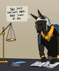 Mundane Anubis IV