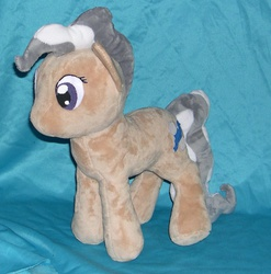 Mayor Mare pony plush