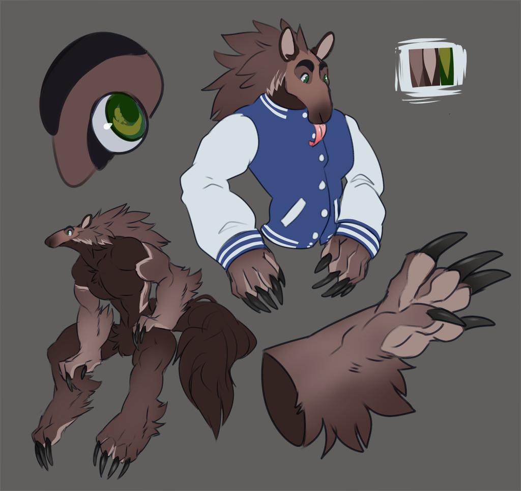 Jock Anteater