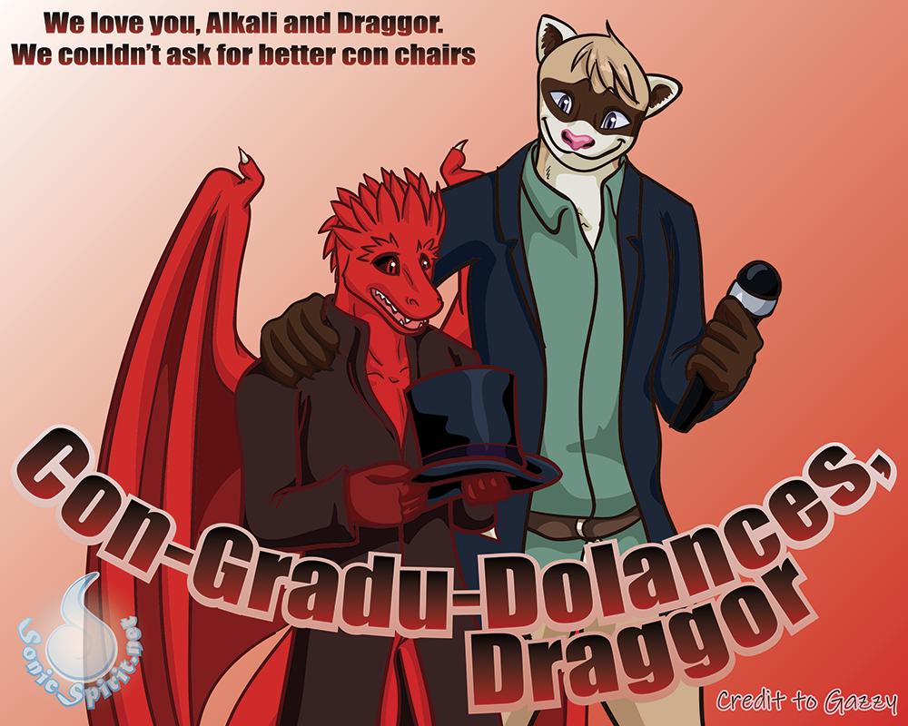 Con-Gradu-Dolances, Draggor!