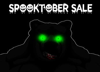 Spooktober Sale!