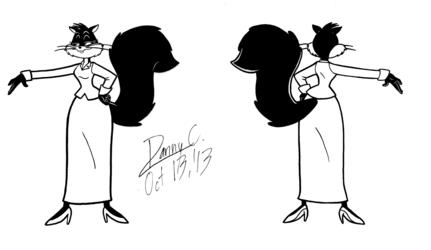 [Looney Tunes] Penelope Pussycat