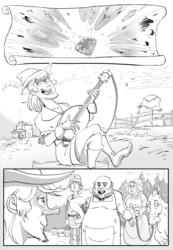 Accursed Dragon Vol. 2 intro page 2