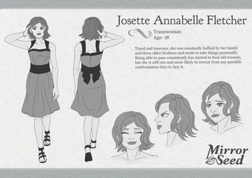 Josette Concept B&W