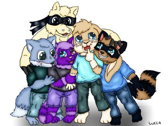 The party cub crew