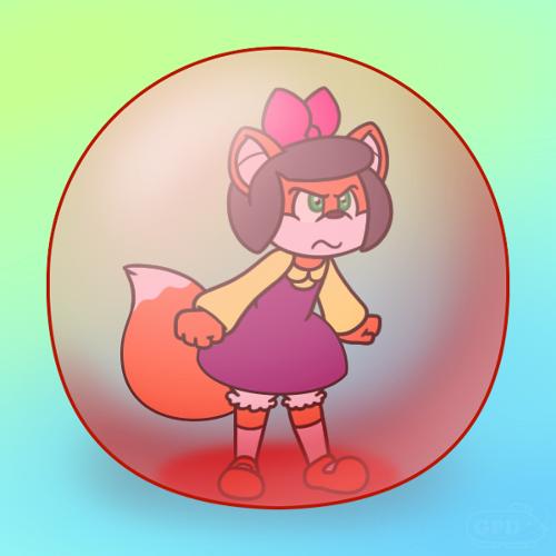 Trixie's Bubble time
