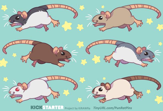 Prancing Rats