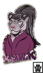 COMM: Kellic Badge