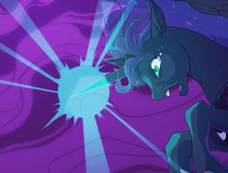 Luna's Struggle