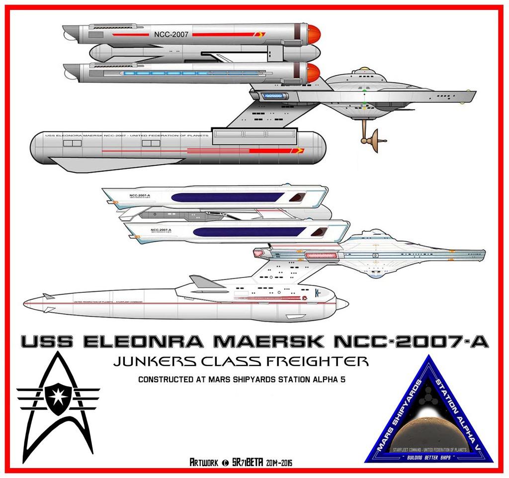 USS ELEONORA MAERSK NCC-2007-A