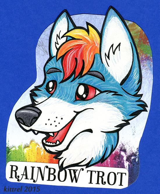 Rainbow Trot