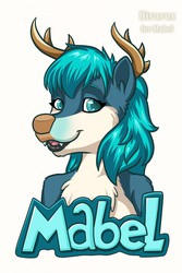 New Mabel Badge!