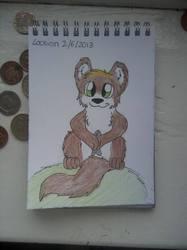 Chibi for Jayse Otter