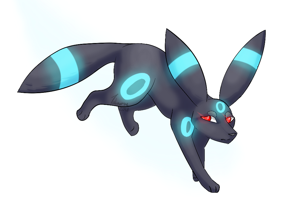Most recent image: Shiny Umbreon!