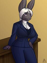 Business Bun