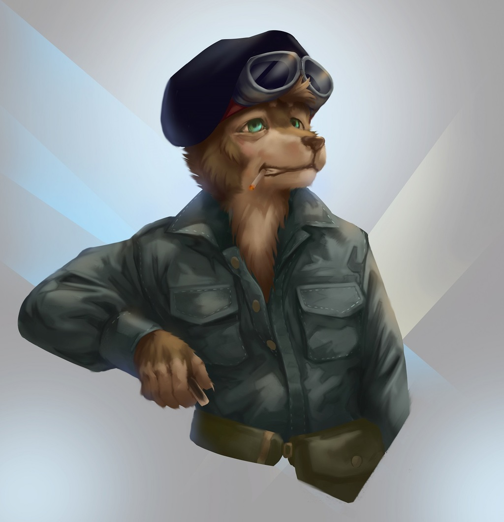 Most recent image: British Tank Commander [C]