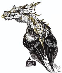 Traditonal: Dragon