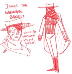 the babyest bandit