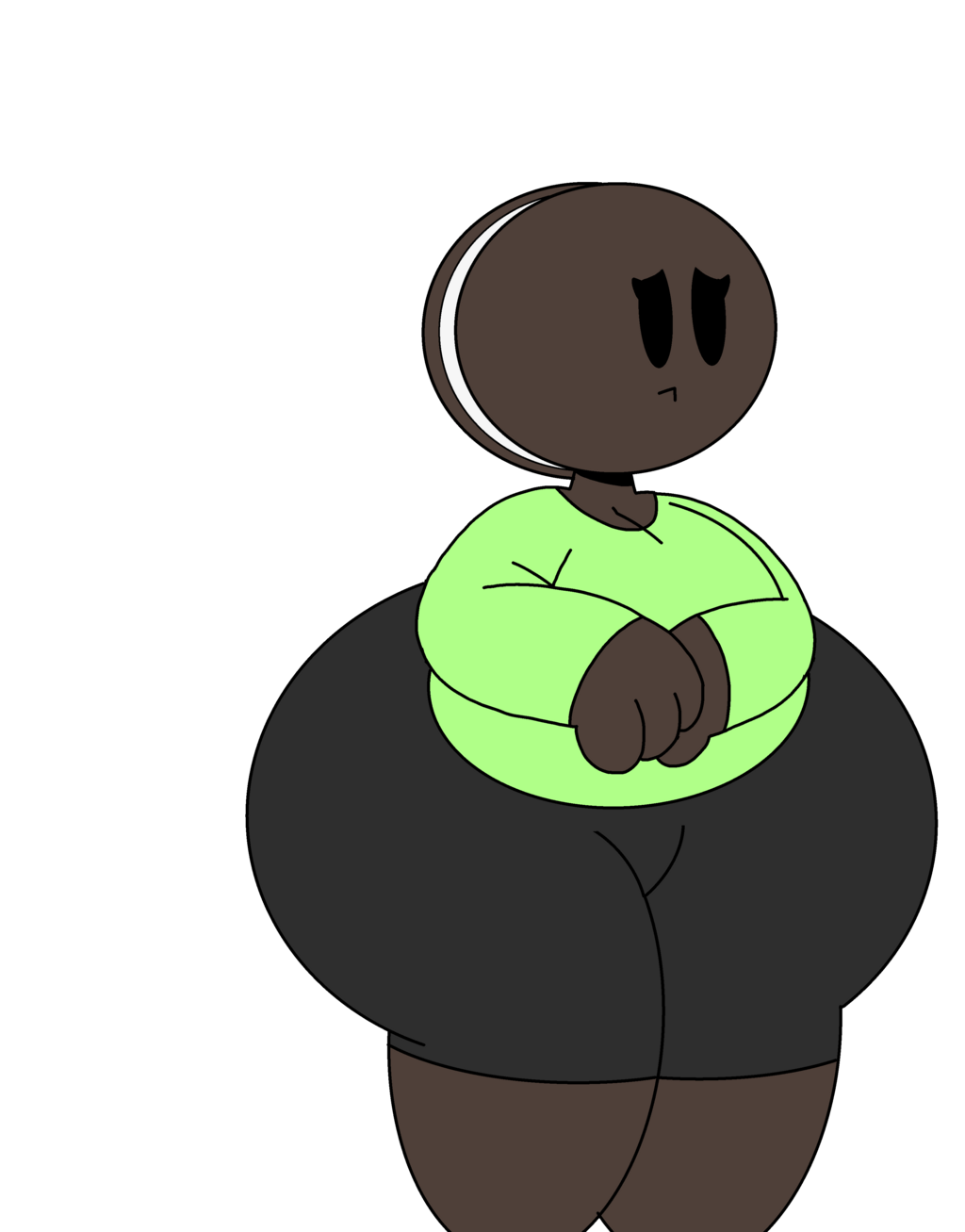 Most recent image: Kris the thicc Oreo gal~