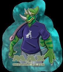 Max the Chameleon