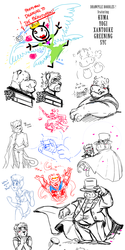 Super Drawpile Doodles: Collabs Reupload