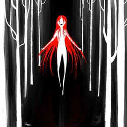 Bloodghast - Digital Sketch
