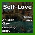 Self-Love (Inktober 2018 - Day 2)