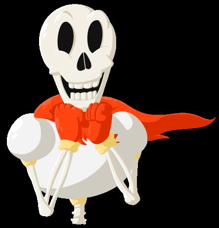Skeleton Boyfriend