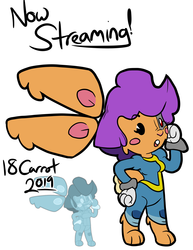18c Toon Up - Now Streaming