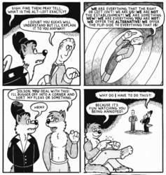 Jolson & Jones #109 - Putting the Fleas Into Line