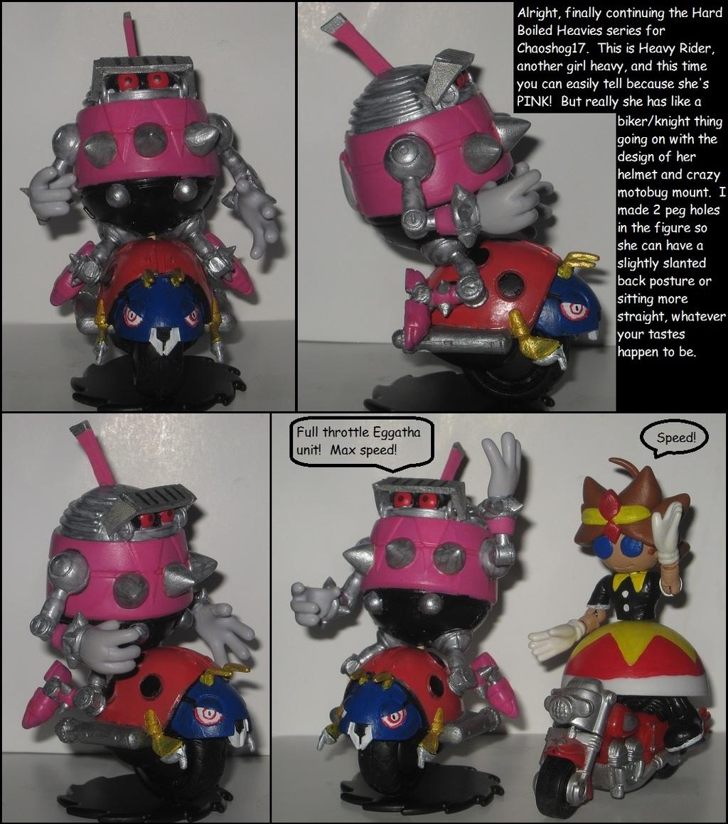 Heavy Rider for chaoshog17