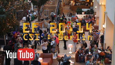 [VIDEO] Eurofurence 20.14 - CSI : Berlin - Convention Highlights