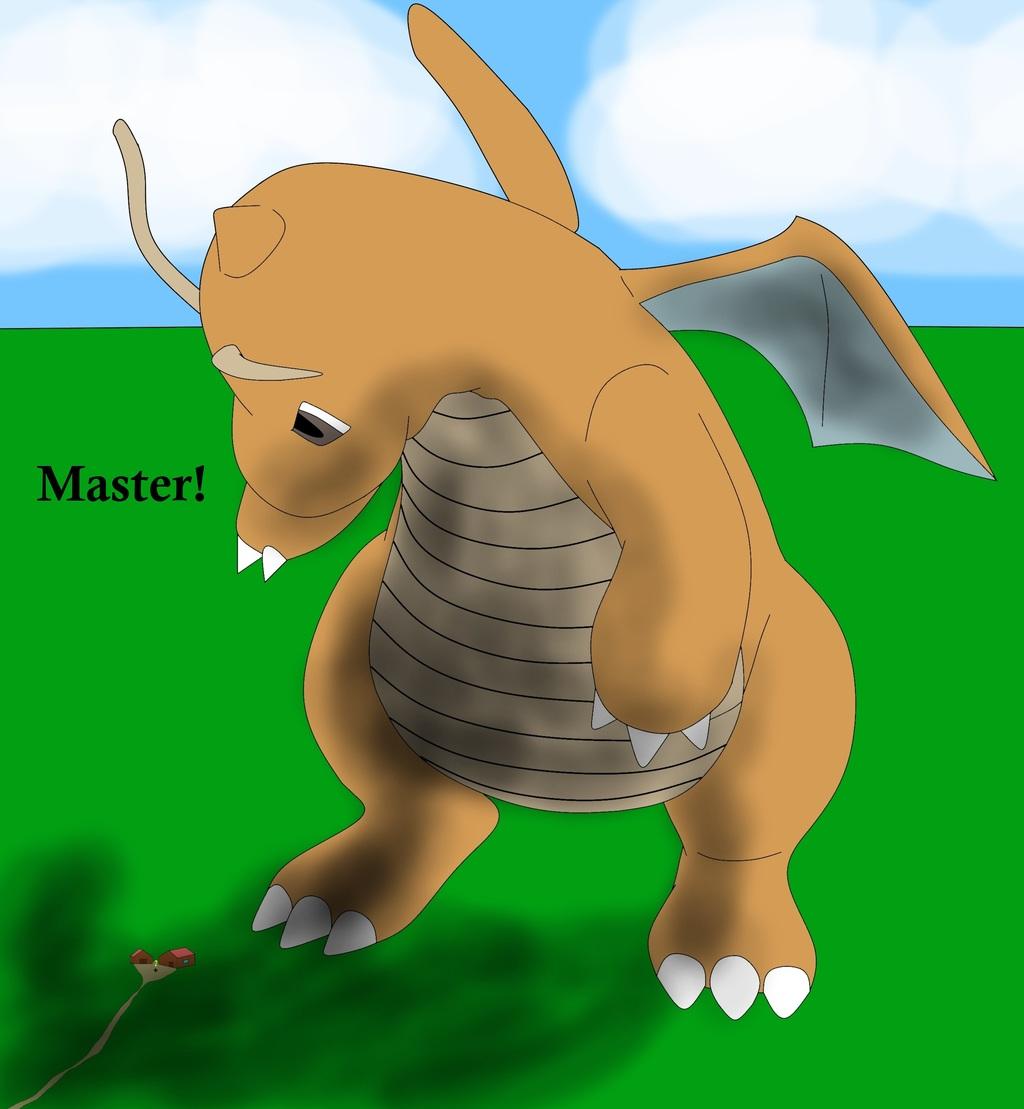 Giant Dragonite