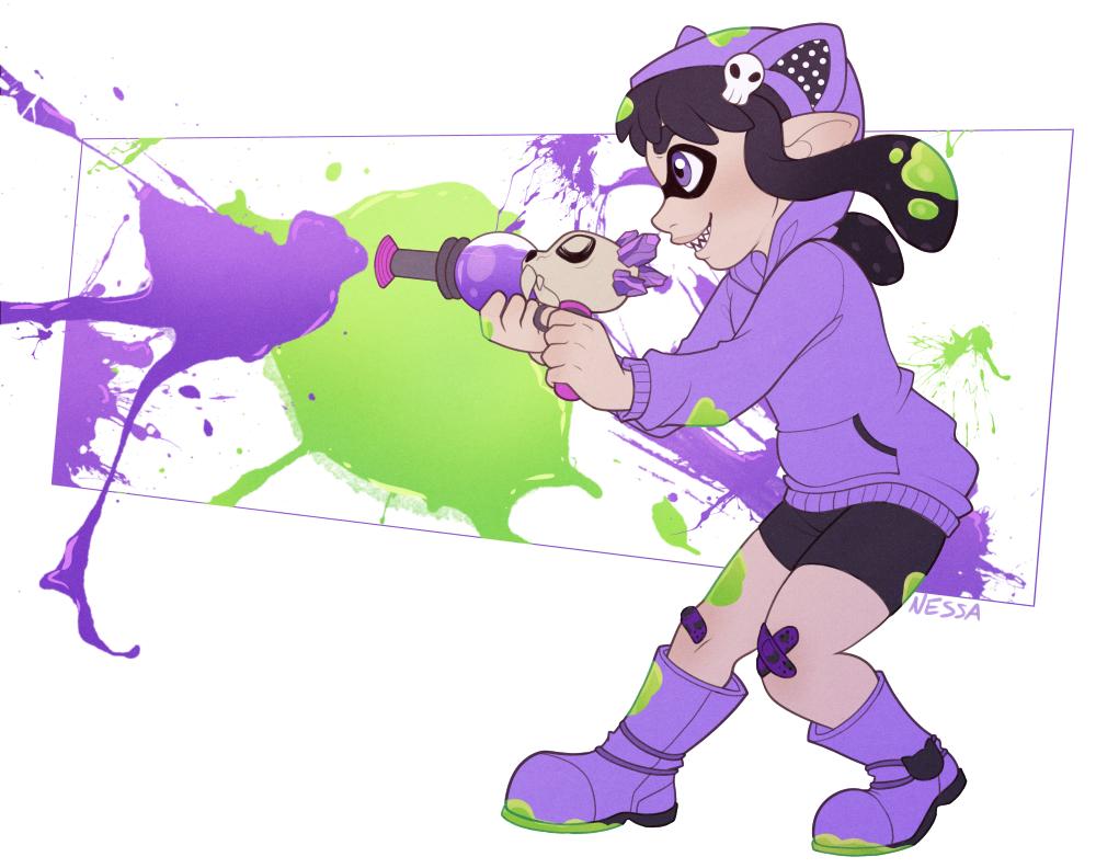 Team Purple - Commission