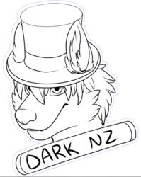 I'm puttin' on my top hat (by KaitoFletcher)