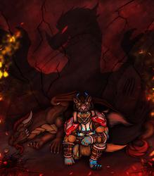 Iron Artist: Day 88 - Personal Good vs. Evil