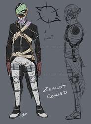 [Commish] Zealot Concepts