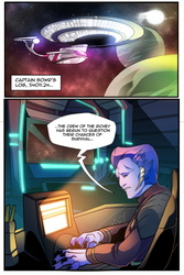 Star Trek Comic (COMMISSION)