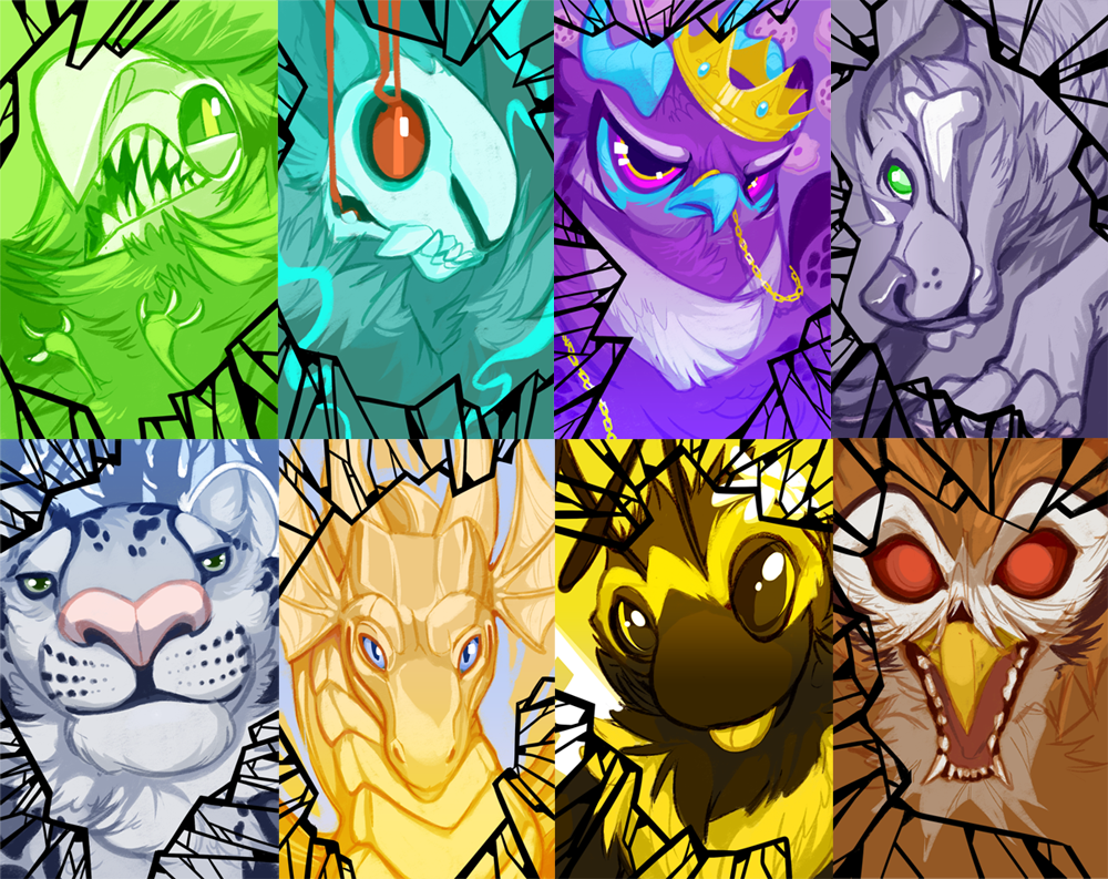 Most recent image: Badges - Random I