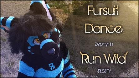 Fursuit Dance - Zephyr in 'Run Wild'