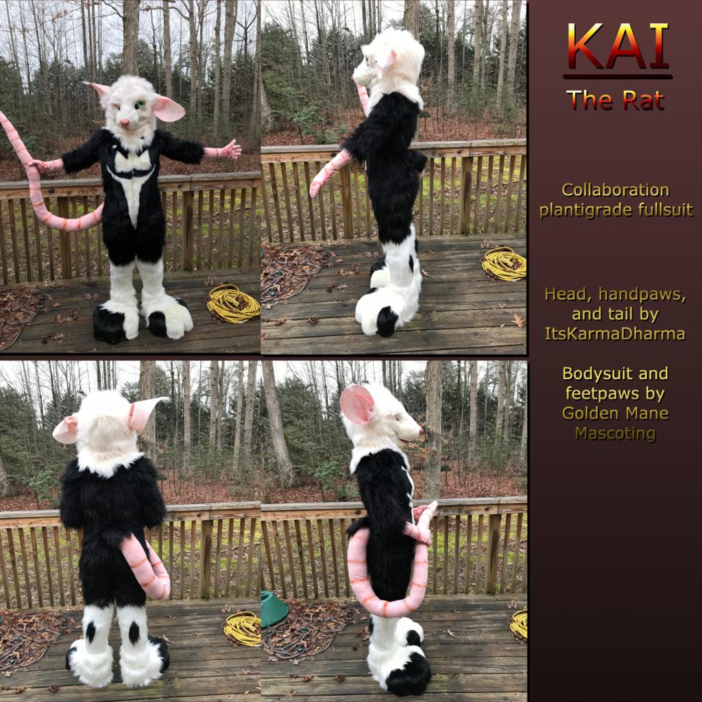 Kai The Rat