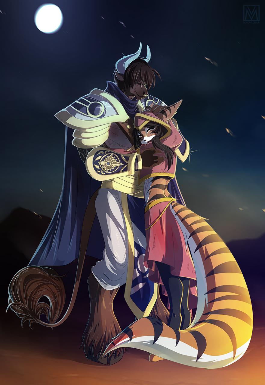 A Longing Embrace