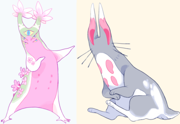 critter adopts [ both sold ]