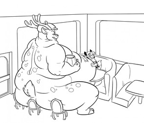 Need A Bigger Booth by Tato (3/5)
