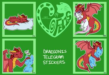 Draegonis Telegram Stickers 2