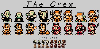 Tiny Crew
