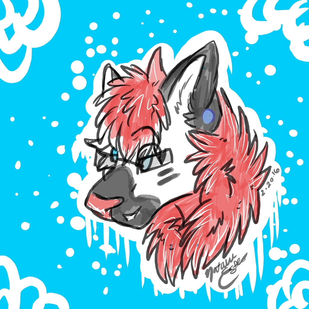 Quick sketch for Honorfox