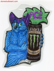 Ace Drink Badge - AC2018