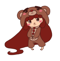 Nini in a kigu Color