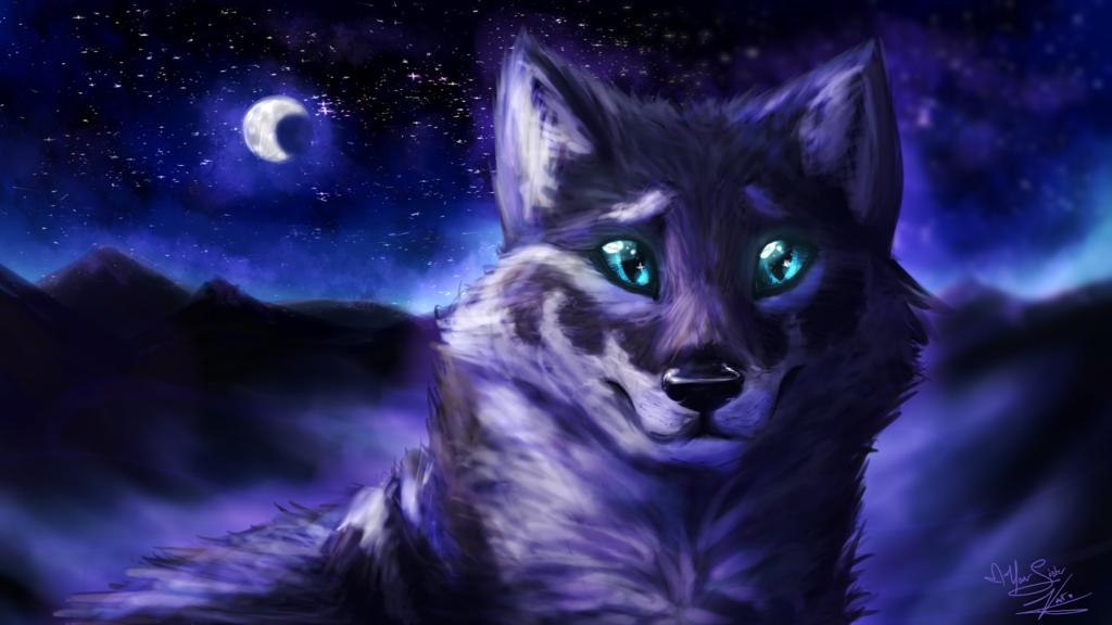 Most recent image: Night Wolf